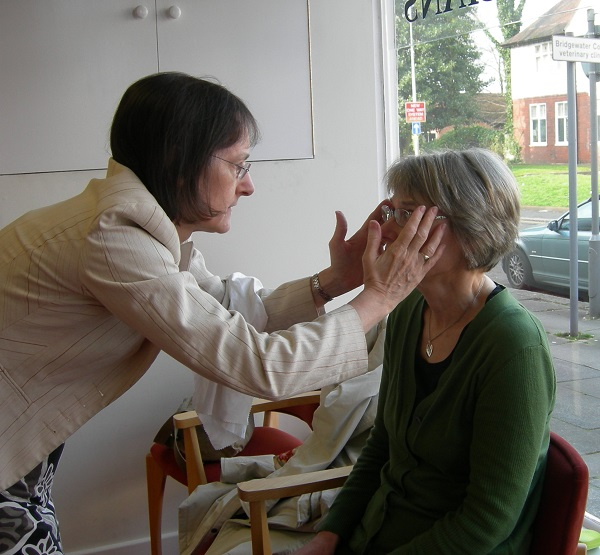 Fitting glasses is important at Robin Hall Opticians